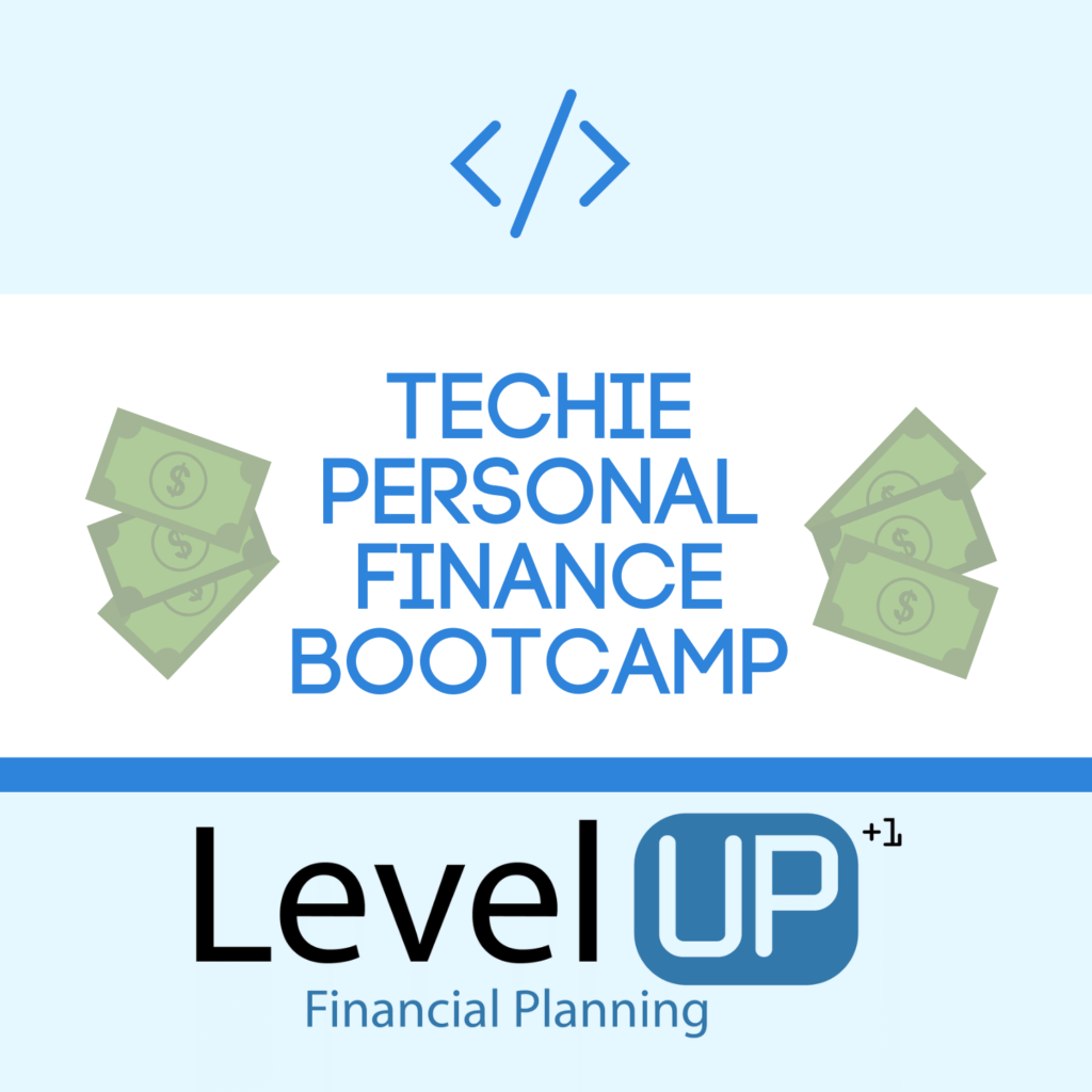 Logo for Techie Personal Finance Bootcamp